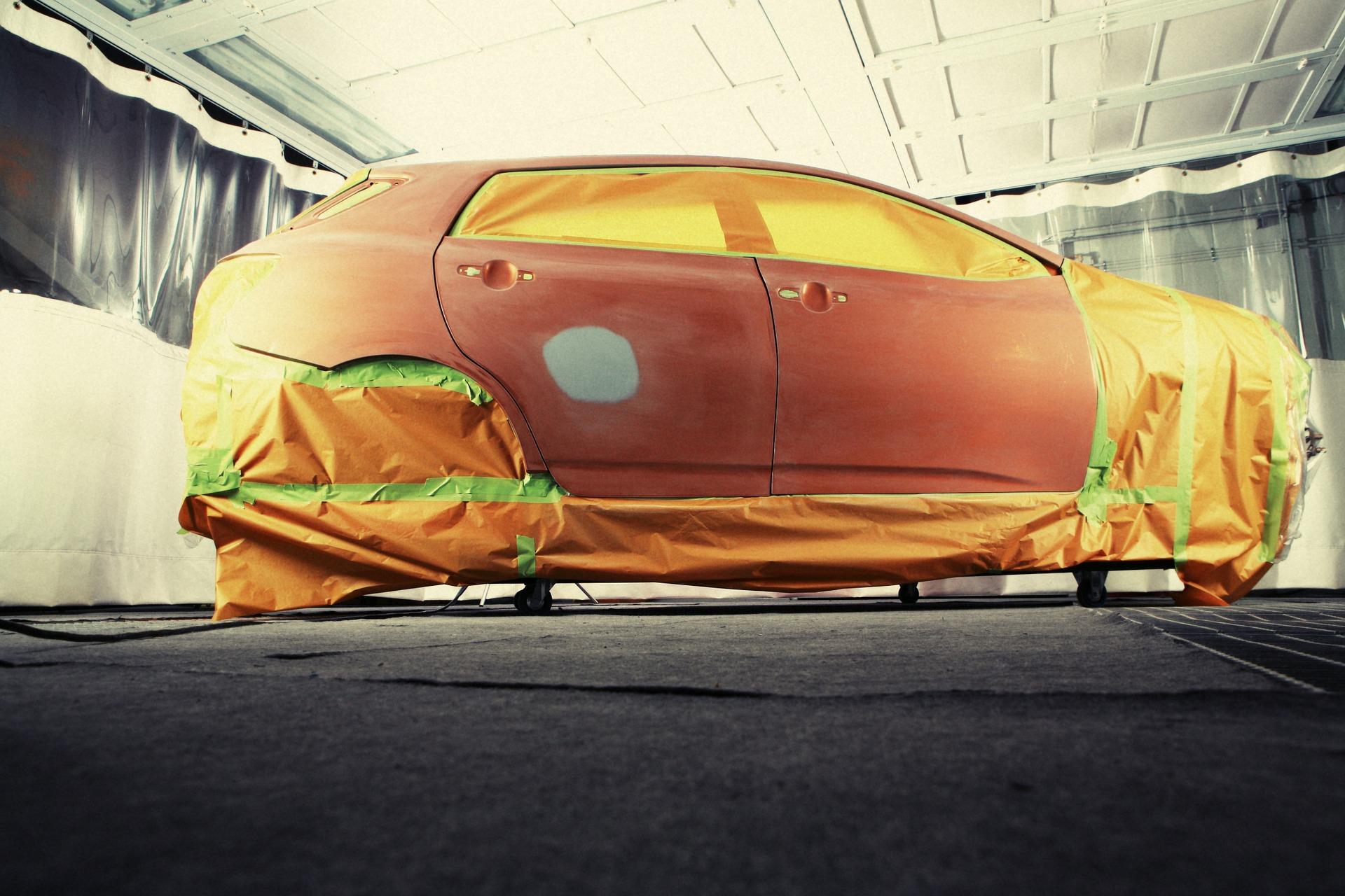db auto prestige carrosserie